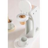 Macchina del caffè in legno Cofi Kids, immagine in miniatura 4