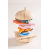Hamburger in legno Bur Kids, immagine in miniatura 2