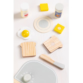 Tostapane di legno per bambini Buter Kids, immagine in miniatura 3