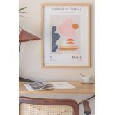 Poster decorativo (50x70 cm) Musy, immagine in miniatura 1