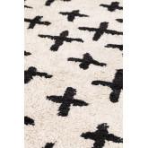 Tappeto in cotone (209x122 cm) Zuul, immagine in miniatura 2