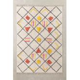 Tappeto in cotone (194x122 cm) Geho, immagine in miniatura 1