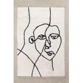 Tappeto in cotone (198x124 cm) Fäsy, immagine in miniatura 2