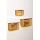 Set di mensole da parete Byme, immagine in miniatura 1