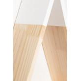 Mensola da parete in legno Sius Kids , immagine in miniatura 4