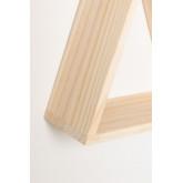 Mensola da parete in legno Sius Kids , immagine in miniatura 5