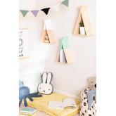 Mensola da parete in legno Sius Kids , immagine in miniatura 6