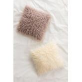 Cuscino quadrato in cotone (45x45 cm) Frostt, immagine in miniatura 1