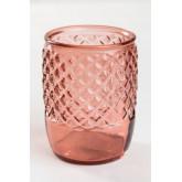 Bicchiere Anett in vetro riciclato, immagine in miniatura 2