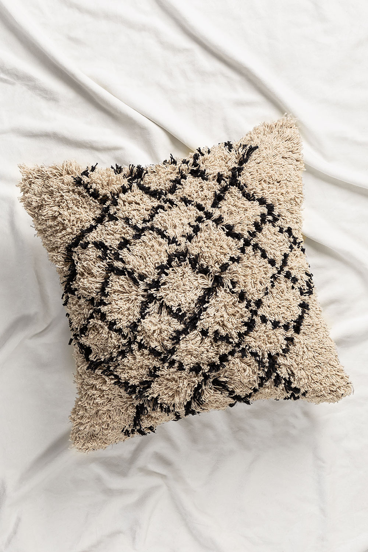 Cuscino quadrato in cotone (50x50 cm) Kiply, immagine della galleria 1