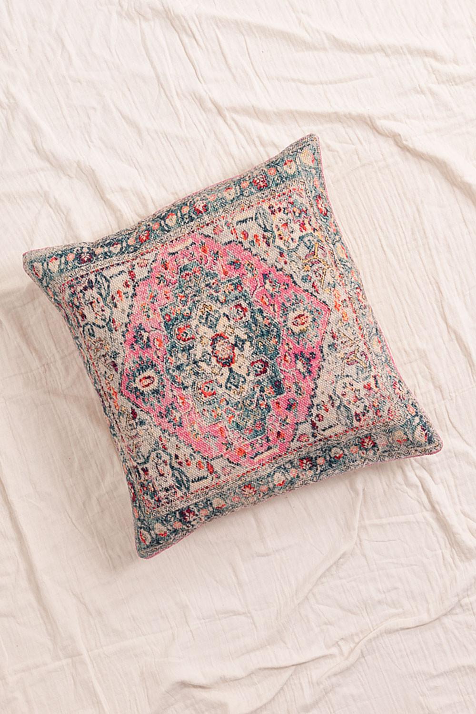 Cuscino Quadrato in Cotone (50x50cm) Agom, immagine della galleria 1