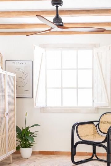 WINDWOOD - Ventilatore da soffitto ultra silenzioso - Create