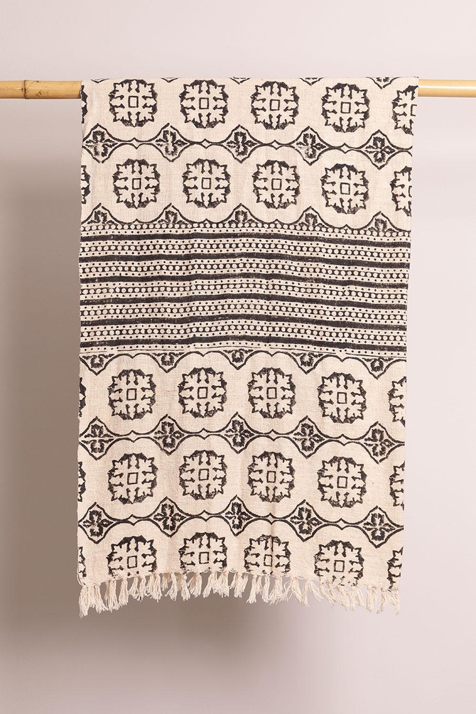 Plaid in cotone coperta Viana, immagine della galleria 1