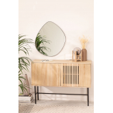 Specchio da parete in metallo (67x60 cm) Astrid, immagine in miniatura 6