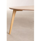 Tavolino in legno Yavik, immagine in miniatura 5