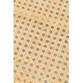 Tavolinetto in Rattan e Legno Riolut, immagine in miniatura 6