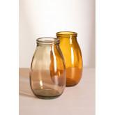 Vaso in vetro riciclato Konor, immagine in miniatura 1
