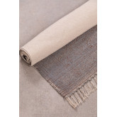 Tappeto in cotone (195x122 cm) Yerf, immagine in miniatura 4