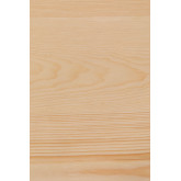 Tavolo pieghevole in legno (180x90 cm) Anic, immagine in miniatura 5