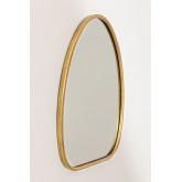 Specchio da parete in metallo Ewlin, immagine in miniatura 3