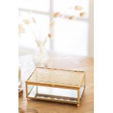 Portagioie in vetro Sofie, immagine in miniatura 1