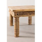 Tavolino Rettangolare in legno di Mango Taraz , immagine in miniatura 3