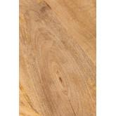 Tavolino Rettangolare in legno di Mango Taraz , immagine in miniatura 6