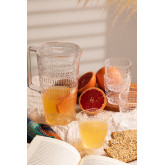 Set di 1 Brocca 2L e 4 Bicchieri Brandon, immagine in miniatura 1