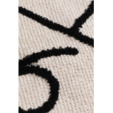 Tappeto rettangolare in cotone (150x90 cm) Sambori, immagine in miniatura 1199021