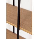 Mensola da parete in legno di frassino Ohre, immagine in miniatura 4