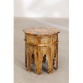 Tavolino in legno Jena, immagine in miniatura 2