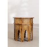 Tavolino in legno Jena, immagine in miniatura 3