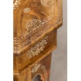 Tavolino in legno Jena, immagine in miniatura 5