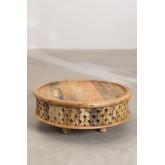 Tavolino da caffè in legno Riad, immagine in miniatura 2