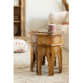 Tavolino in legno Jena, immagine in miniatura 1