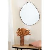 Specchio da parete in metallo (67x60 cm) Astrid, immagine in miniatura 1