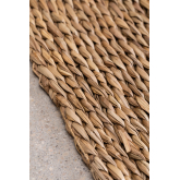 Tappeto rotondo in iuta naturale (Ø145 cm) Drak, immagine in miniatura 3