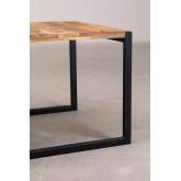 Tavolini Impilabili in legno riciclato Emet, immagine in miniatura 5