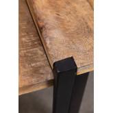 Tavolini Impilabili in legno riciclato Emet, immagine in miniatura 6