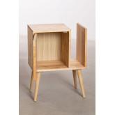 Tavolino con portariviste Arlan, immagine in miniatura 3