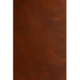 Tavolo da pranzo rettangolare in legno (145x90 cm) Nuats, immagine in miniatura 6