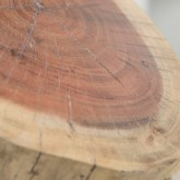 Tavolino in legno Tronk, immagine in miniatura 4