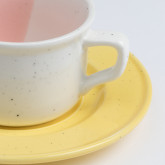 Set di 6 Tazze di Caffé con piattino Tracya, immagine in miniatura 6