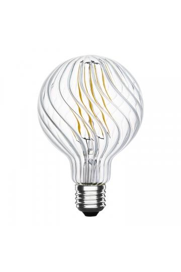 Lampada LED E27 Regolabile Filamento Verne 4W