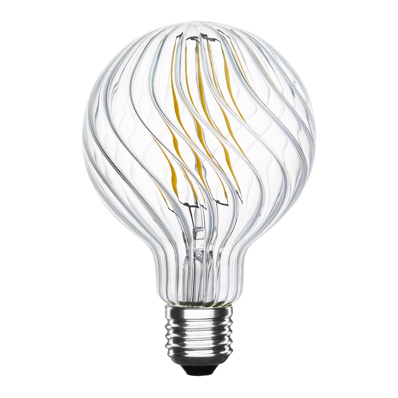 Lampada LED E27 Regolabile Filamento Verne 4W, immagine della galleria 1
