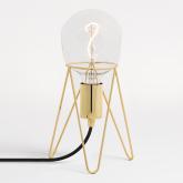 Lampada da tavolo Metallizzata Kate , immagine in miniatura 4