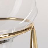 Lampada da tavolo Metallizzata Kate , immagine in miniatura 5