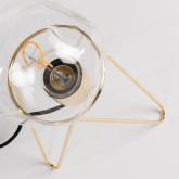 Lampada da tavolo Metallizzata Kate , immagine in miniatura 6