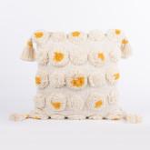 Federa cuscino quadrato in cotone (50x50 cm) Yehm, immagine in miniatura 1