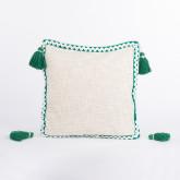 Federa cuscino quadrato in cotone (50x50 cm) Yamir, immagine in miniatura 2